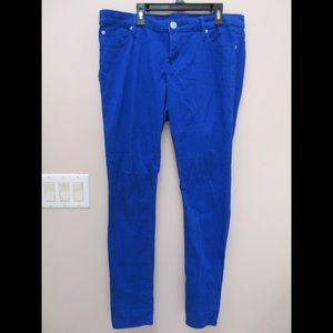 Blue Express Pants